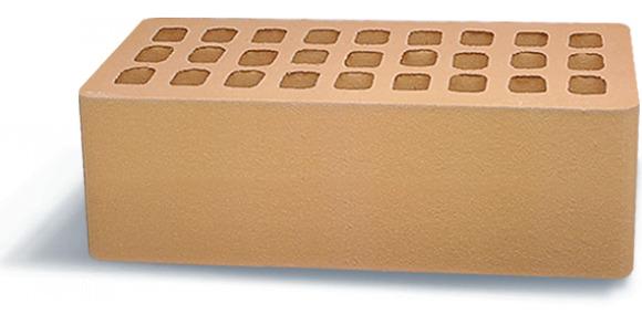Кирпич Аксайский керамический  утолщенный гладкий